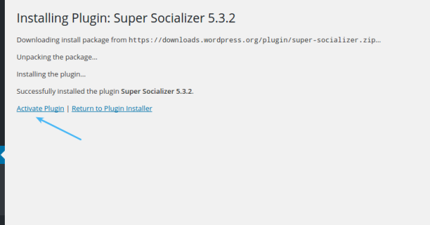 Activate Super Socializer